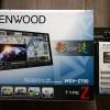 カーナビ KENWOOD MDV-Z700を購入