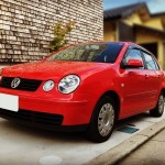 FOR SALE Volkswagen Polo(現在の写真ver)