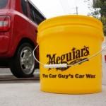 マグアイアーズの洗車バケツを買ってみた。